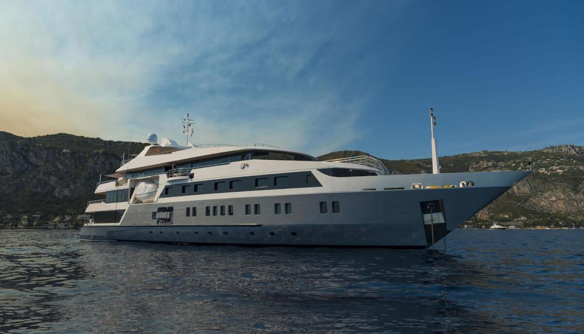 Serenity   Austal 72m   2004/2017   28 guests   15 cabinsyacht chartering
