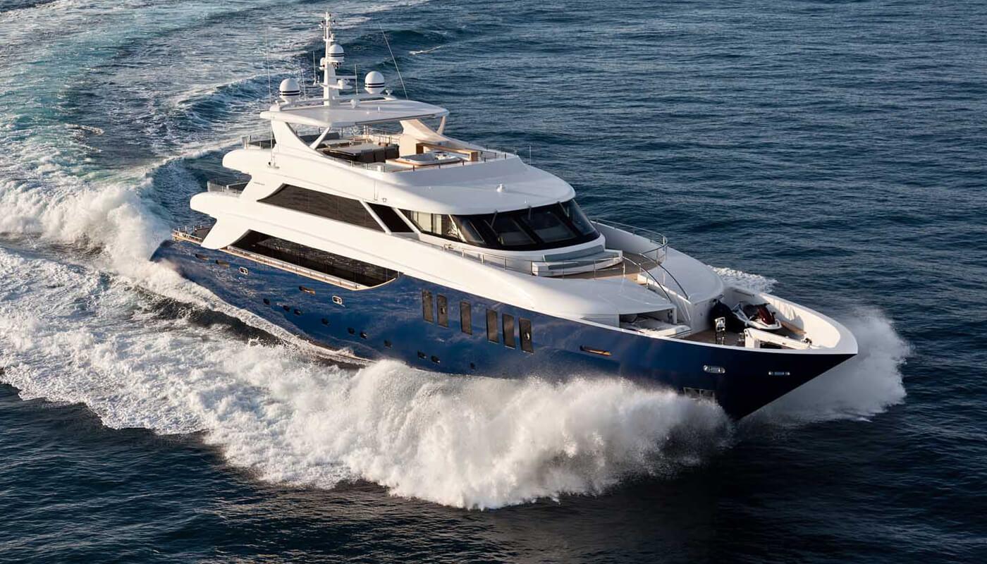 Ipanemas  Tecnomar 45m   2012/2019   12 guests   6 cabins   9 crewyacht chartering