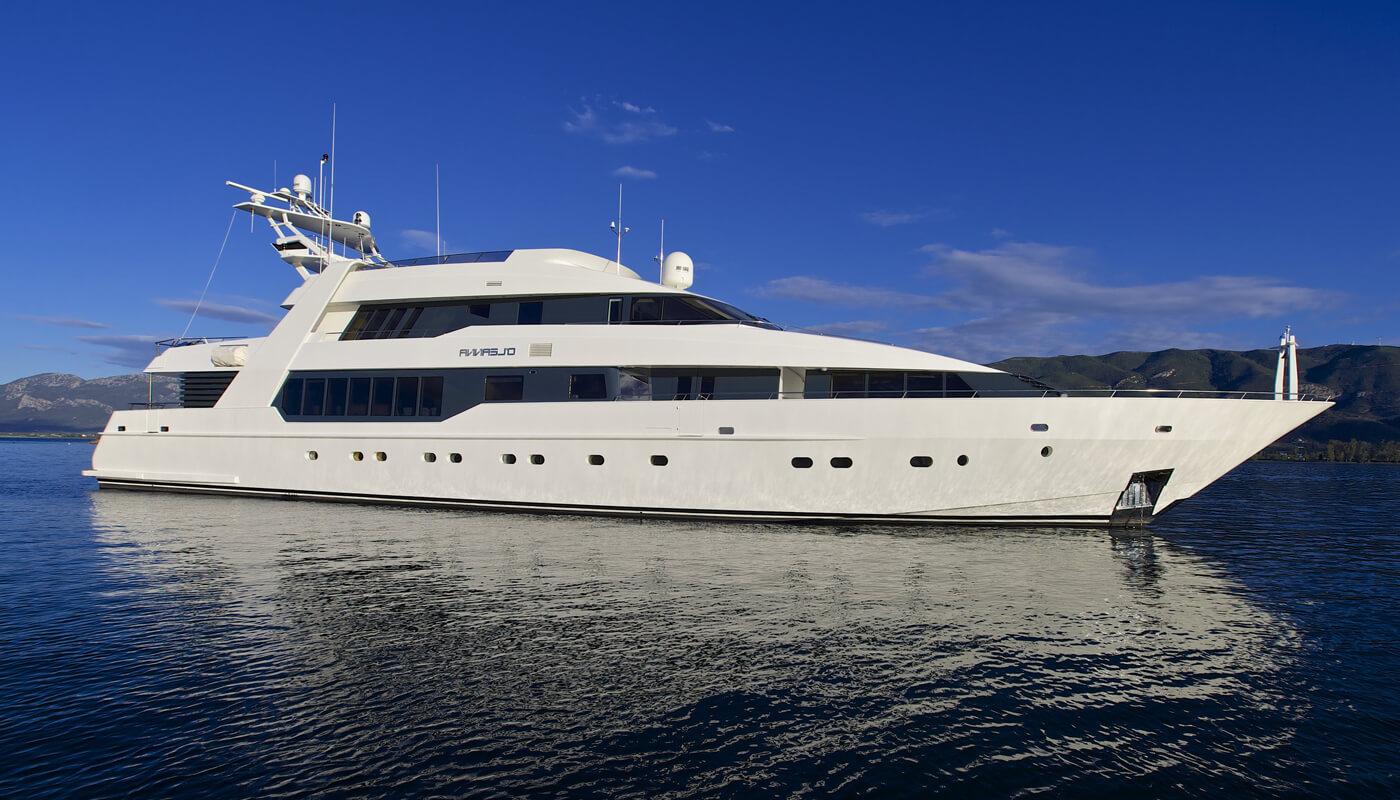 O'Leanna   Marin Teknikk44m   1994/2015   12 guests   6 cabinsyacht chartering