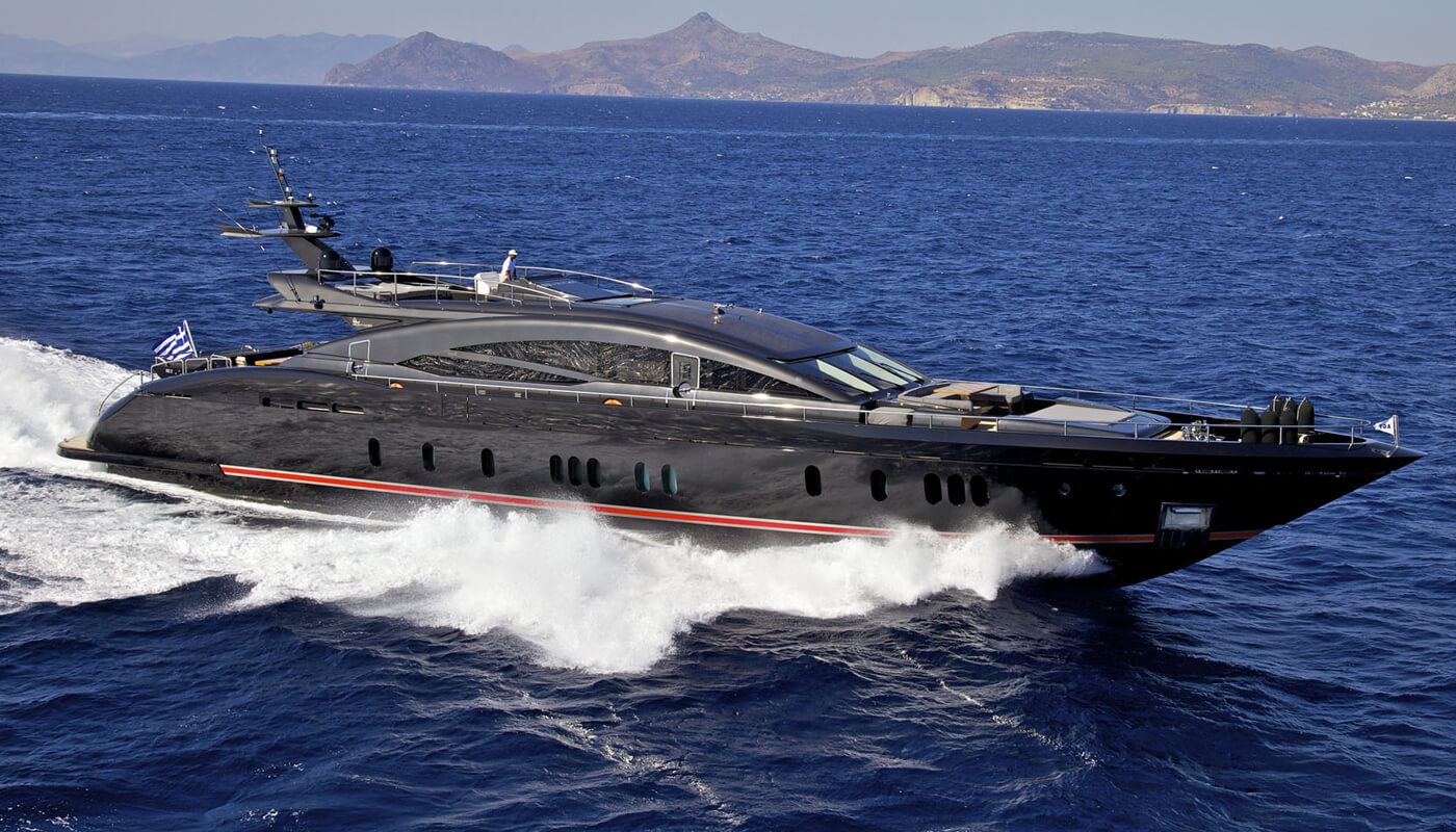 O' Pati   Golden Yachts 39.50m   2011   12 guests   5 cabinsyacht chartering