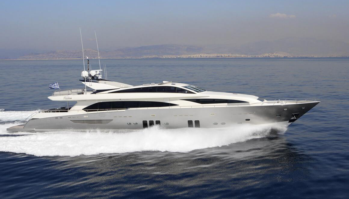 Dragon   Guy Couach 36.88m   2010 / 2017   12 guests   6 cabinsyacht chartering