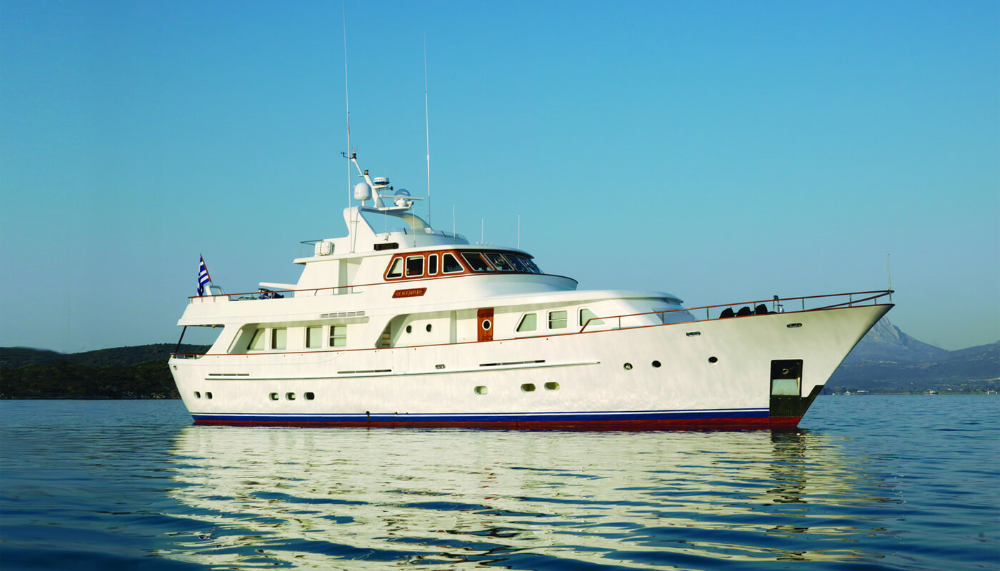 SunCoco   Lowland 31.40m  1992/2010   8 guests   4 cabinsyacht chartering