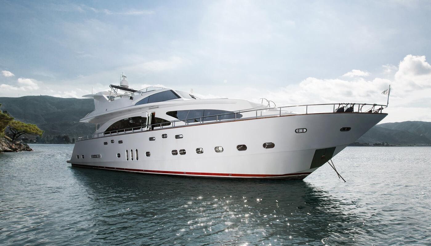 Nitta V   Elegan 28.40m   2007/20012   10 guests   5 cabinsyacht chartering