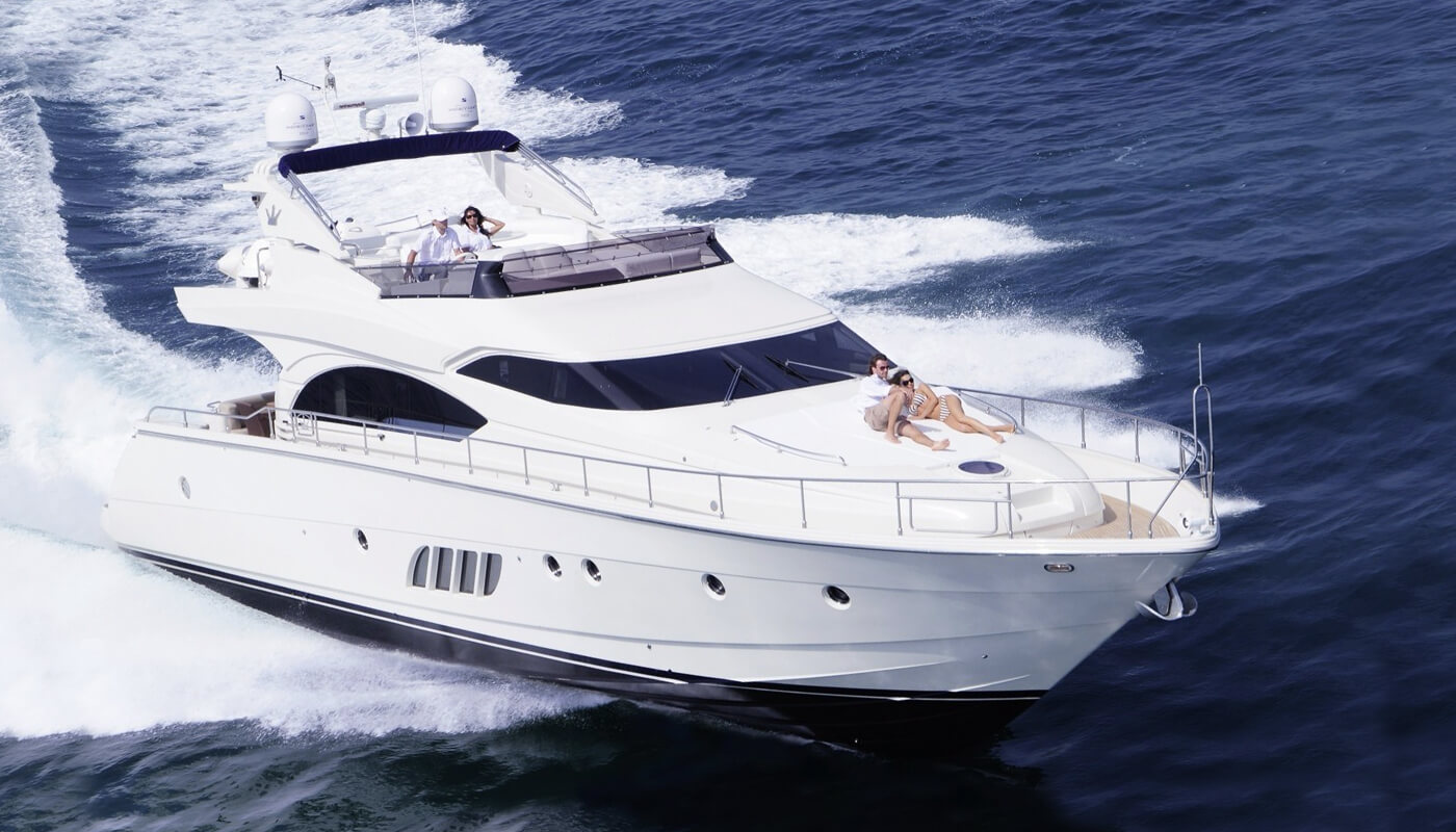 X-Treme   Dominator 21.30m   2008   6 guests   3 cabinsyacht chartering
